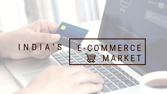 Rapid Growth of India's Ecommerce Market
